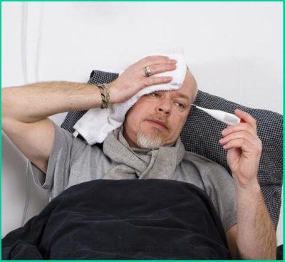 повышенная утомляемость и постоянная усталость