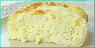 Самое простое блюдо — это паровой белковый омлет
