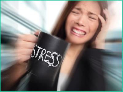 Старайтесь ограждать себя от стрессов и негативных эмоций