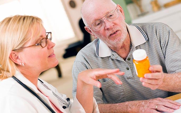 Какие лекарства можно пить при язве желудка, должен определить врач