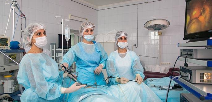 Перфоративные язвы требуют хирургического вмешательства