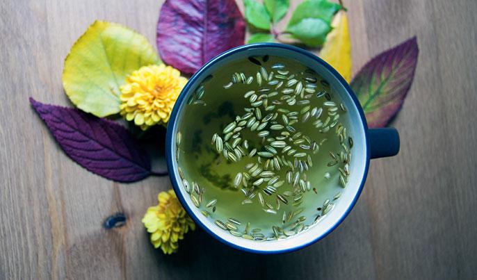 зеленый чай при повышенной кислотности желудка