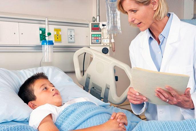 Цирроз у ребенка может быть либо врожденный, либо приобретенный