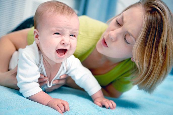 зеленый понос у ребенка 2 года