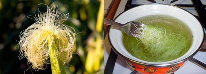 Хорошей профилактикой цирроза печени является употребление отвара кукурузных рылец в виде отвара