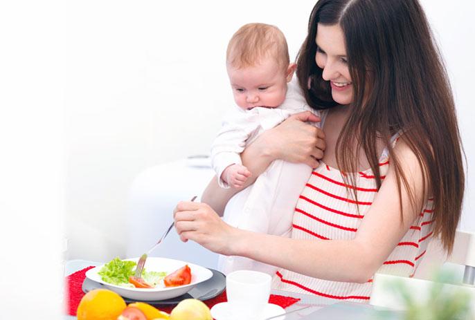 Зеленый понос у ребенка - Температура и зеленого цвета