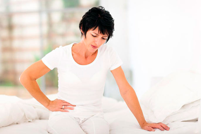 Характерным симптомом мелкоузлового цирроза печени являеться нарушение кровообращения и как следствие увеличение размеров печени