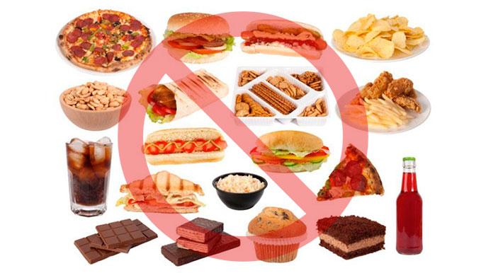 При повышенной кислотности необходимо кардинально пересмотреть рацион питания