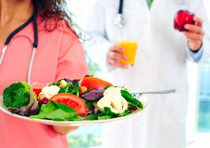 Очищающая диета для похудения и чистки организма, меню