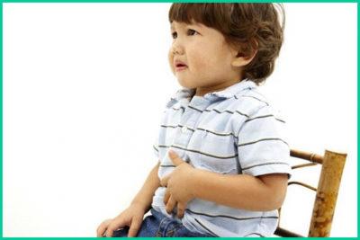 Гастрит у детей: симптомы