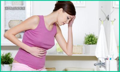 Сильные боли при гастрите желудка