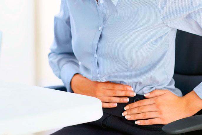 Тяжесть в желудке после еды – причины и лечение