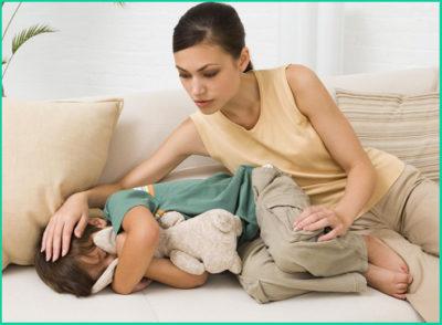 Симптомы язвенного колита у детей