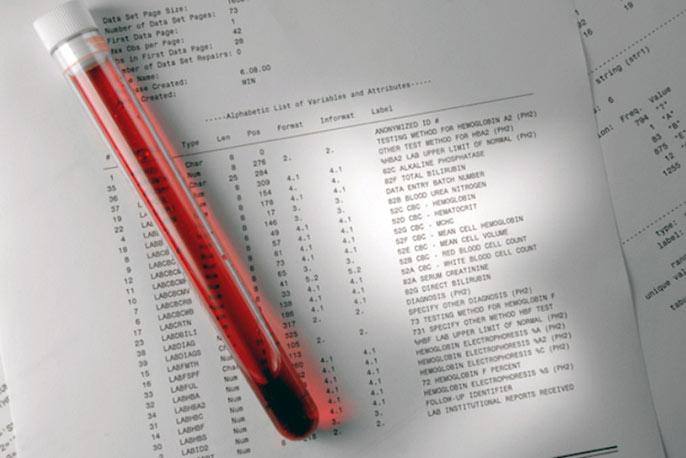 Показатели анализа крови при циррозе печени