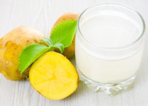 Картофельный сок при панкреатите поджелудочной железы