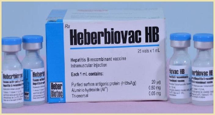 Вакцина Эбербиовак НВ
