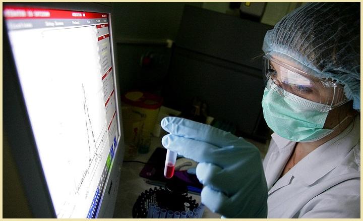 Определение вирусной нагрузки при гепатите С